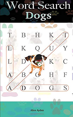 Word Search: Dogs PDF Books