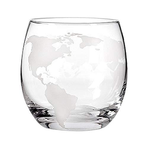 non_brand Jarra de Whisky con Jarra de Globo de 850 Ml para Licor - Sólo 1 de vidrio