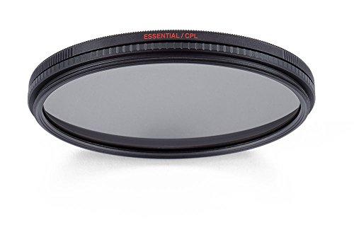 Manfrotto MFMFESSCPL-77 - Filtro Polarizador Circular Essential de 77mm