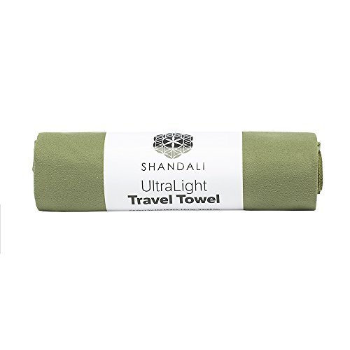 Microfiber Travel & Sports Towel. Absorbent