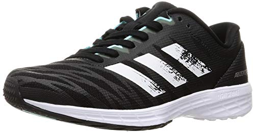 adidas Adizero RC 3 W, Zapatillas de Running Mujer, NEGBÁS/FTWBLA/AGUCLA, 39 1/3 EU