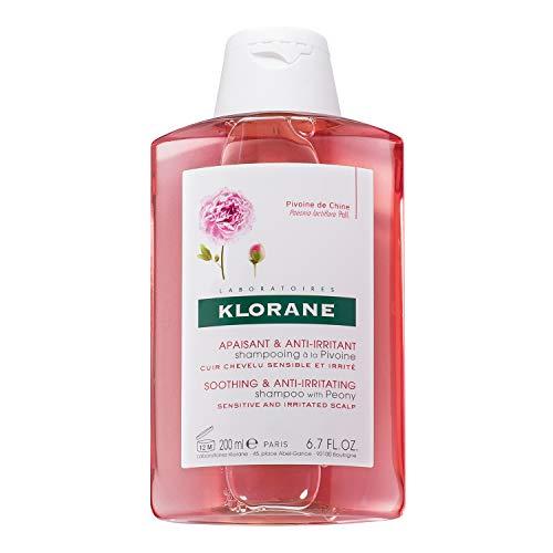Klorane Shampoo alla Peonia, 200 ml
