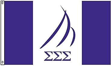 Sigma Sigma Sigma Official 3' X 5' Flag