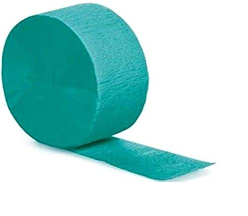 Para Fiesta Y Boda Decoración-Lila Paquete De 2 de alta calidad de papel crepé