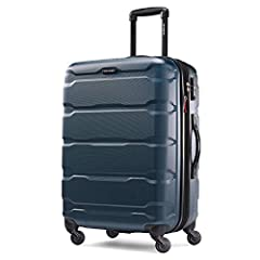 24 inches Spinner Luggage maximizes your Packing power and is the ideal checked bag for longer trips Packing Dimensions: 24 x 17.5 x 11.5 inches, Overall Dimensions: 26.5 x 17.75 x 11.75 inches, Weight: 8.34 lbs 10 Year Limited Warranty: Samsonite pr...