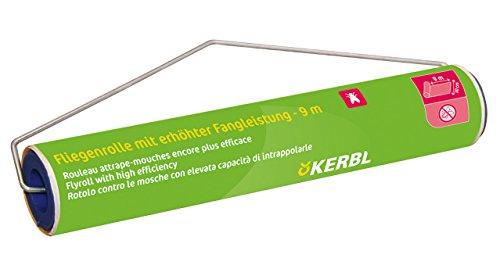 Kerbl 299847 Stall Fliegenrolle Phe Roll mit Lockstoff, 9 m
