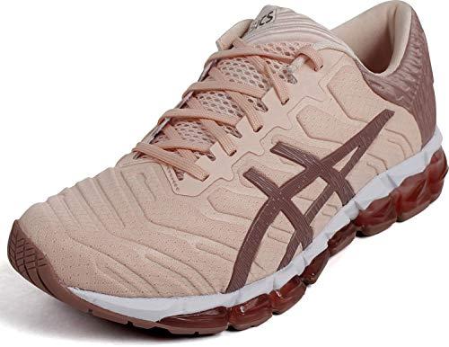 ASICS Women's Gel-Quantum 360 5 Shoes, 11.5M, Breeze/UMEBOSHI