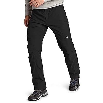 Eddie Bauer Men's Guide Pro Lined Pants, Black Regular 33/32