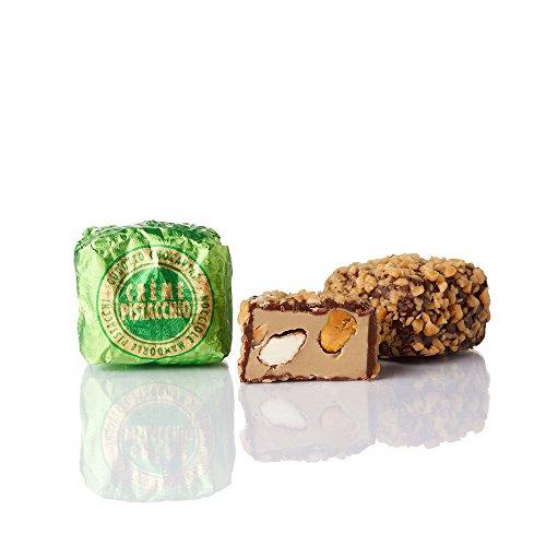 Venchi Pistacchio - Cioccolatini Chocaviar Crème Pistacchio g 500 - Senza Glutine