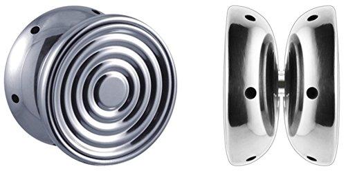 No Name (Foreign Brand) YoYo Iron Buzzer Silber metallic