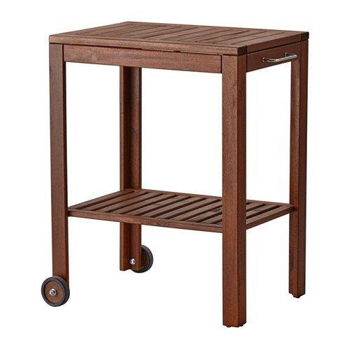 IKEA Servieren Legen, Outdoor, die braun gebeizt 10202.142614.226