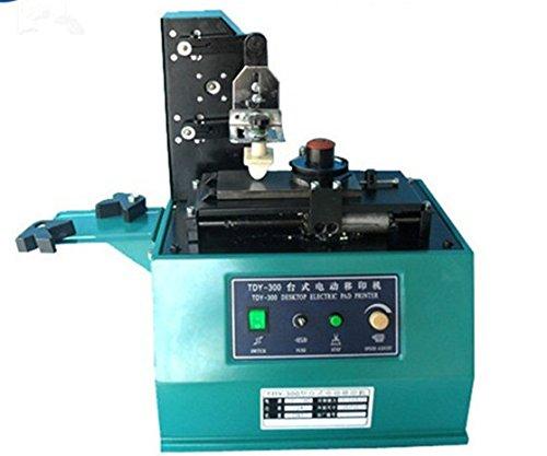 Kohstar TDY-300 escritorio Ambiental Impresora del cojín eléctrico, máquina de tampografía...