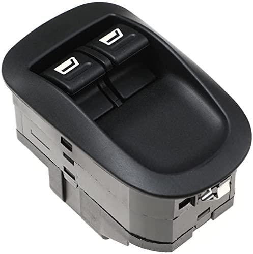 ACYCY Interruptor De Ventana, Interruptor De Ventana Principal, Delantero Izquierdo/Derecho, para Peugeot 206 CC 2000-2010 6554.Wq