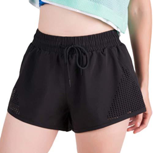 Pantalones Cortos para Mujer Moda Ejercicio Simple Correr Al Aire Libre Camping Ropa de Calle Casual Fitness...
