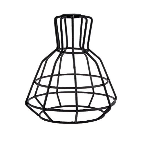 Pantalla de Bulbo Lámpara Bombilla Forma de Granada Vendimia Aplique Techo Decoración...