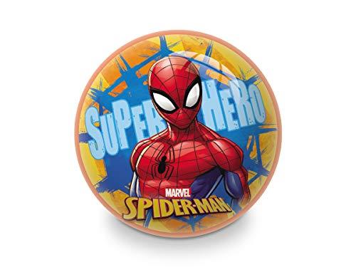 Mondo Toys Bio Ball 26018 Ballon Spiderman Bio Bio – pour Fille/Enfant – Multicolore