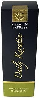 Keratin Express Daily Keratin Hair Treatment Heat Protector for All Hair Types, 60ml