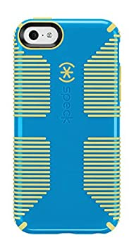Speck Products CandyShell Case for iPhone 5C - Lagoon Blue/Sunshine Yellow
