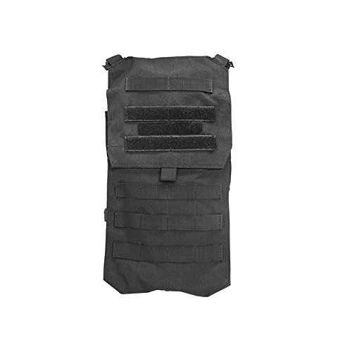 Molle Oasis Hydration Backpack Water Carrier with 2.5 L Bladder - Black