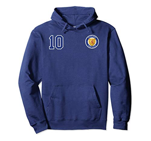 Retro Scotland Soccer Jersey Scottish Football Hoodie 10