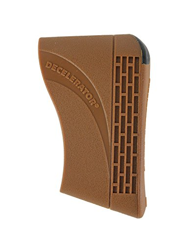 Pachmayr 04418 Decelerator Recoil Pads, Slip-On Recoil Pad, (Small, Brown)