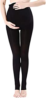 Dušial Tights for Pregnant Women Maternity Stockings Pantyhose Compression Leggings Leg Shaper