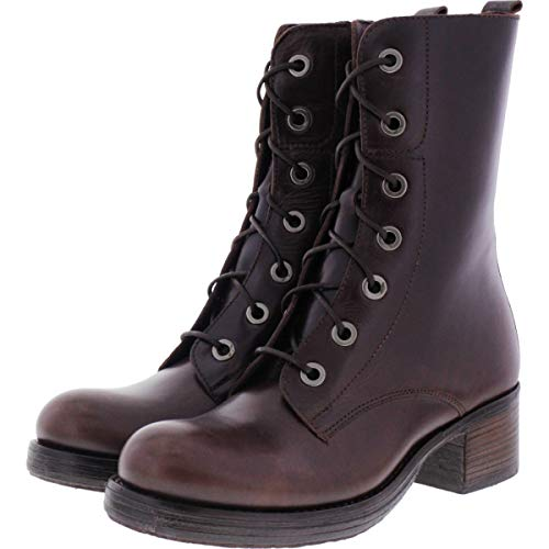 Brako / Modell: Taylor Pull/Moka Braun Leder/Stiefel/Art: 8301 / Damen Stiefel Größe 39 EU