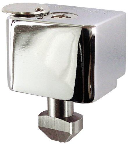 Cerradura K-10 (sólo pieza persiana). Llave tubular. NO incluye pieza suelo.