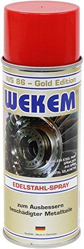 WEKEM Spray de acero inoxidable WS 86