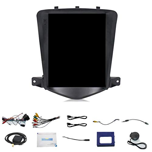Huante Reproductor Mp5 Estéreo para Coche Android 10.1 Radio FM GPS WiFi para Cruze 2010-2015