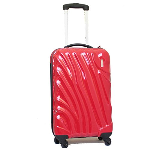 Boros Sirocco Oyster Cabin 4w 55cm Suitcase - RED