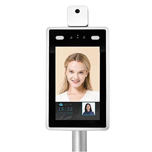 ZXCASD Sistema De Seguridad De Cámara Reconocimiento Facial Automático Dispositivo De Control De Acceso De Puerta Inteligente