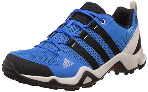 adidas Jungen Ax2 K Trekking- & Wanderhalbschuhe, Blau (Azul Onix Negbas Azuimp), 30 EU