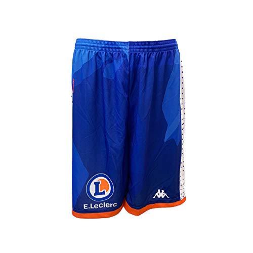 CCRB Reims Ccrb 2018-2019 Basketball-Shorts für Kinder XX-Small blau