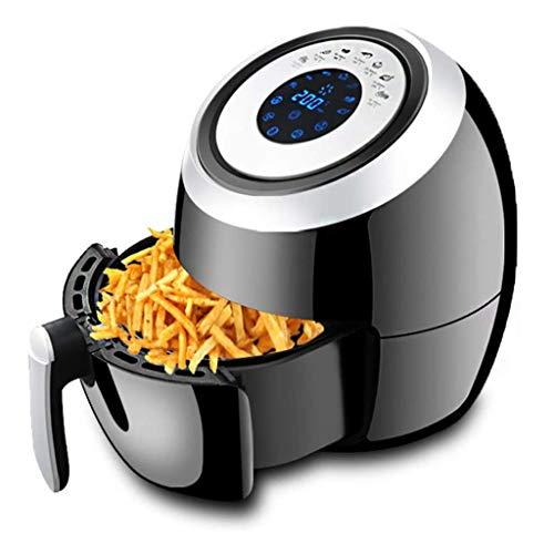 SOHOH Air Fryer, LED-Anzeige Mini Air Fryer7-In-1 Oil Free Gesunde Fryer Familie Backofen/Herd Timer Voll einstellbare Temperaturregelung Geeignet für Fried Chicken