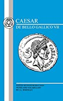 Caesar: Gallic War VII (Latin Texts)
