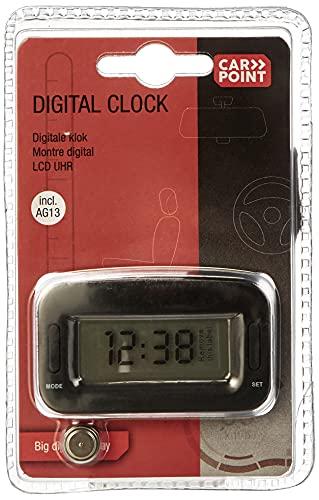 Carpoint 1023414 Reloj con dígitos Grandes