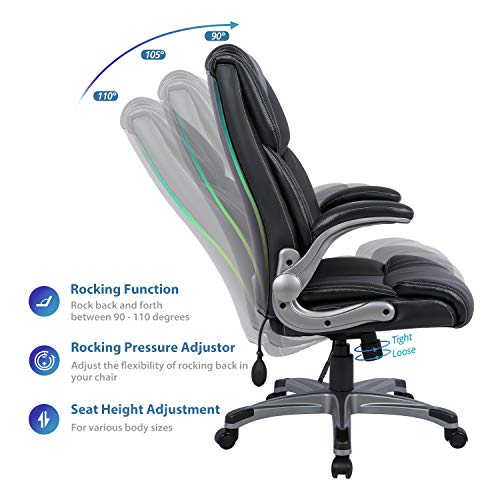 Statesville Big & Tall 400lbs Office Chair