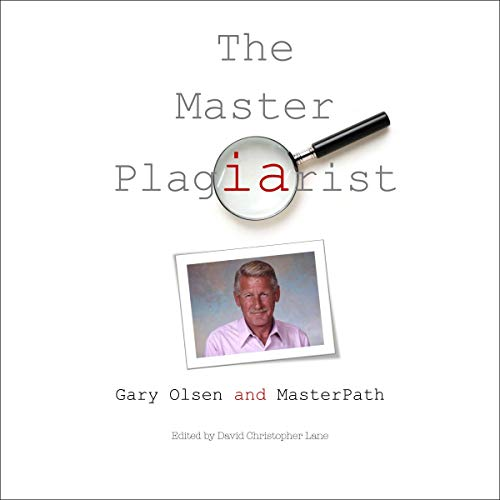The Master Plagiarist cover art