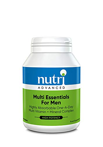 Mens Multi Essentials 60 Tabs