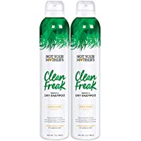 2-Pack Not Your Mother's Clean Freak Tapioca Dry Shampoo, 7 Oz