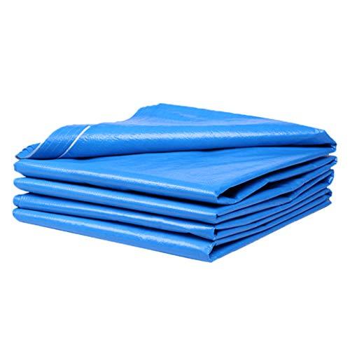 Gjfhome waterdicht dekzeil met oogjes, tarp sheet shade overkapping, stof Sunscreen (140 g/m2)