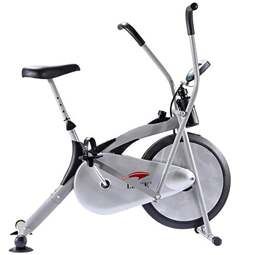 YaGFeng Leichtes Indoor-Fahrrad Fahrrad Mit LED-Geschwindigkeitsanpassung 110 Kg Lasttrainer Trainingsgerät Aerobic-Trainer