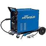 Draper 71092 180 AMP Gas or Gasless Turbo Mig Welder