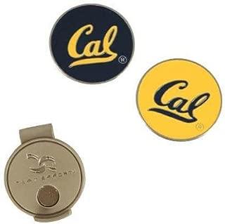 Team Effort Cal Berkeley Golden Bears Hat Clip & 2 Ball Markers