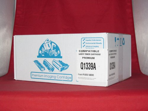Toner Cartridge Q1339A For HP Laserjet 4300N (Black) - 13000 yield - Black - With new drum - (Remanufactured)