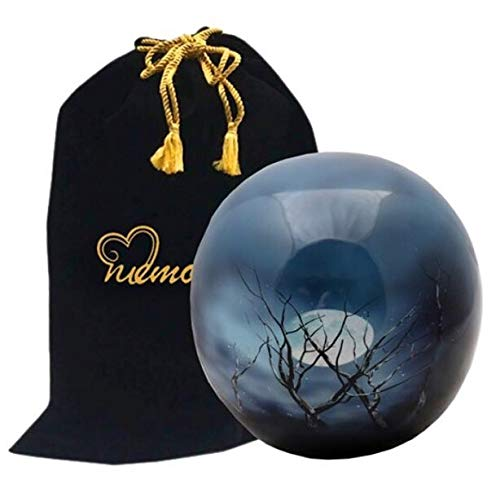 Memorials 4U Midnight Moon Cremation Urn
