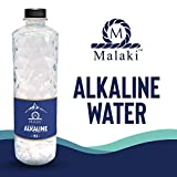 Malaki Alkaline Nutrient Drink with Electrolytes 500ml, Pack of 24