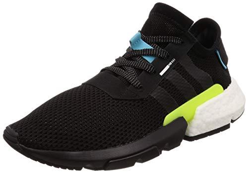 adidas Pod-S3.1, Zapatillas de Gimnasia Hombre, Negro (Core Black/Core Black/Core Black), 41 1/3 EU