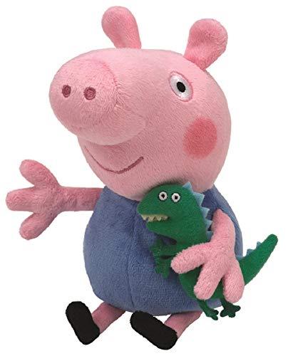 TY 46130 Pig George - Beanie Reg